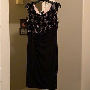 NWOT Black Cocktail Dress